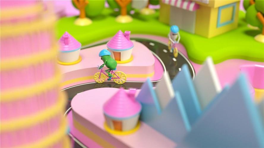 Giro de Italia 2015. Promo japonesa