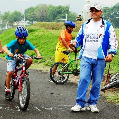 Curso de Entrenador de Ciclismo en Extremadura