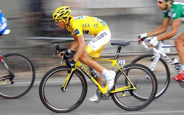 Alberto Contador se concentrará en Montánchez (Cáceres) para preparar el Tour de Francia.