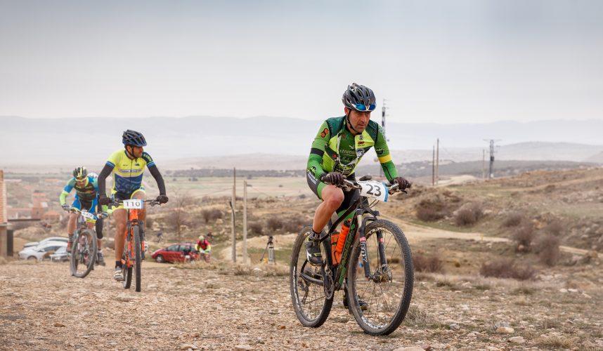 Jamón-Bike, Calamocha 2018. Open España UltraMaratón