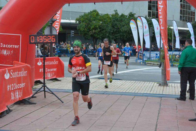Media Maratón Elvas - Badajoz 2018