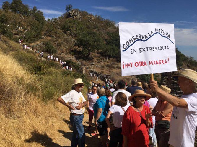Ensayo sobre los parques eólicos en Montánchez